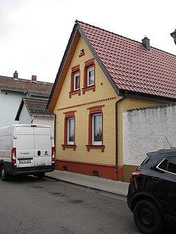 Liebfrauenstraße in Raunheim