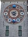 Lier Zimmertoren Clock detail 03.JPG