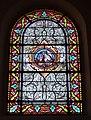 Lieuron (35) Église Saint-Melaine - Intérieur - Vitrail - 01.jpg