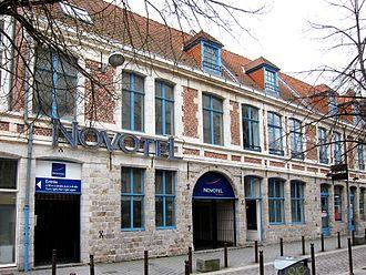 Novotel - Novotel in Lille, France