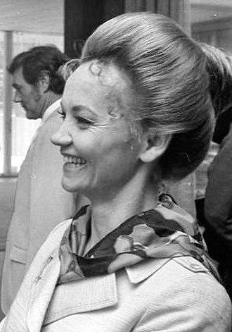 Liselotte Pulver - Liselotte Pulver, in 1971