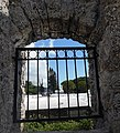 Lincoln Memorial Park - View Through Grill.jpg