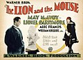 Lion and the Mouse lobby card.jpg