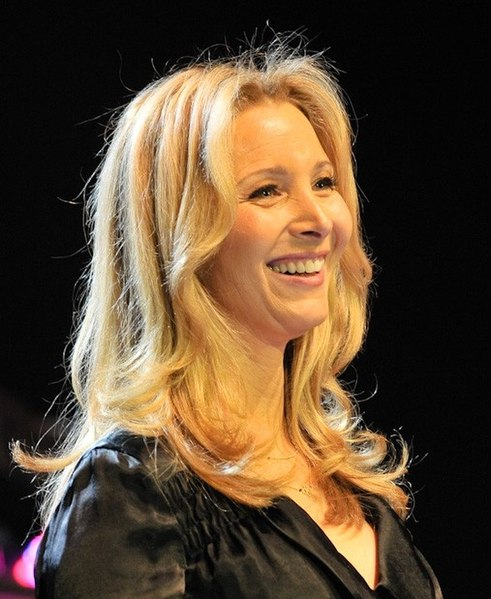 Lisa Kudrow as Phoebe
