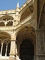 Lisboa, Mosteiro dos Jerónimos, claustro (54).jpg
