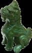 Little Greener Dragon - looking left - Museum of Asian Art of Corfu.png