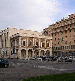 Livorno Palazzo Granducale.JPG