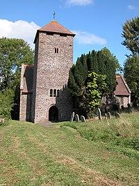 Llangattock-Vibon-Avel church - geograph.org.uk - 247457.jpg