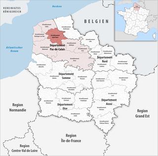 Arrondissement of Saint-Omer Arrondissement in Hauts-de-France, France