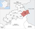 Locator map of Kanton Guillestre 2019.png