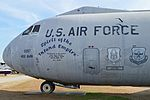 "Lockheed C-141B Starlifter '50257' ""Spirit of the Inland Empire"" (27147076226).jpg"