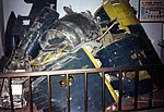 Lockheed U-2 Lockheed U-2 Central Armed Forces Museum Moscow Sep93 (16964459780).jpg