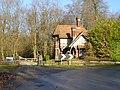 Lodge, Gaddesden Place (geograph 5646501).jpg