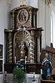 Lohwinden bei Wolnzach, Wallfahrtskirche Mariä Geburt 009.JPG