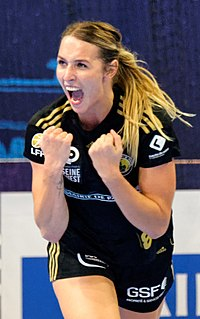 Lois Abbingh Dutch handball player