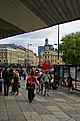 London - Euston Road - King's Cross Station - View ENE.jpg