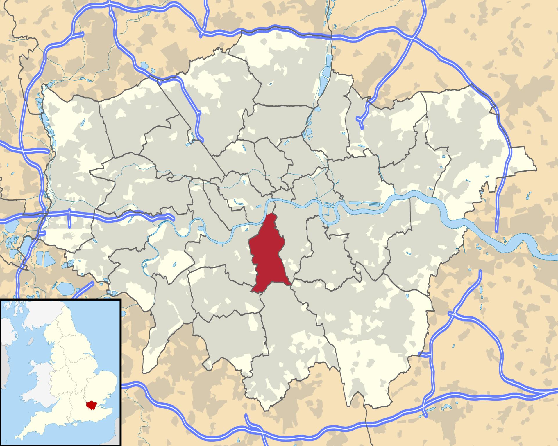 Londonlambeth  Travel Guide At Wikivoyage-7401