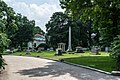 Looking W at sec 56 - Green Lawn Cemetery.jpg