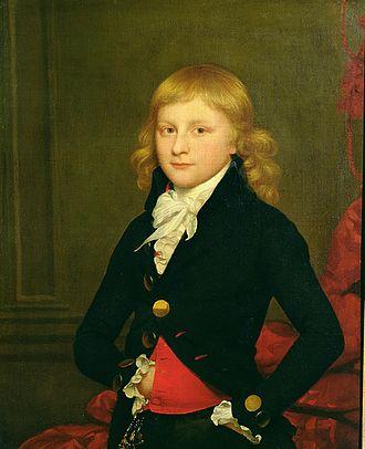 Lord Frederick Beauclerk - Image: Lord Frederick Beauclerk by Sir William Beechey