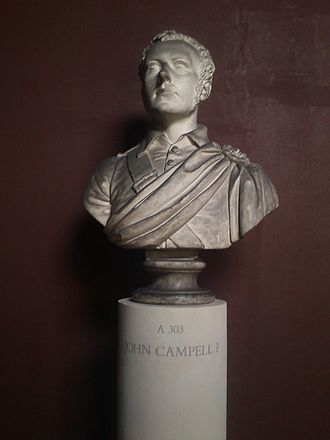 John Campbell, 2nd Marquess of Breadalbane - A bust of John Campbell made by Bertel Thorvaldsen, though it is not confirmed that it is John Campbell