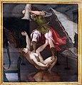 Lorenzo lotto, Combattimento tra la Fortezza e la Fortuna infelice, ante 1550.jpg