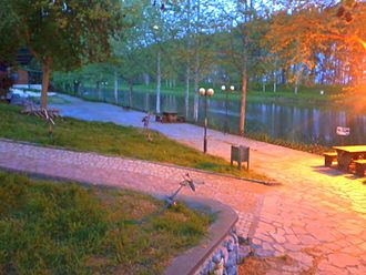 Loudias River - The Loudias
