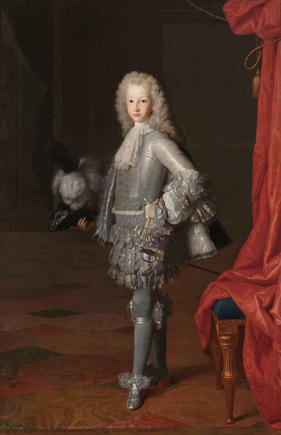 Louis, King of Spain