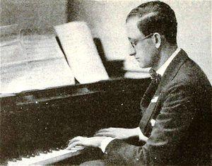 Louis Silvers - Silvers in 1921