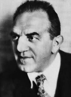 Louis Wolheim American character actor