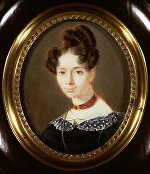 Louise Sophie Blussé - Image: Louise Sophie Blusse (1801 1896)