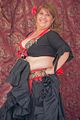 Lovely belly dancer at the 2012 Las Vegas Age of Chivalry (8104137647).jpg