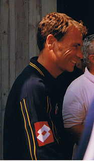 Luca Marchegiani Italian footballer