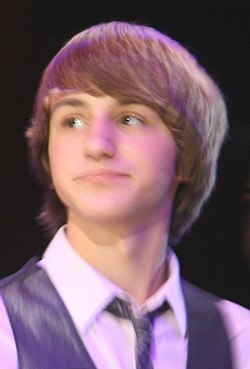 Lucas Cruikshank at YouTube Live.jpg