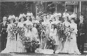 Lucius Gwynn - Image: Lucius Gwynn wedding