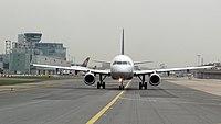 D-AISG - A321 - Lufthansa