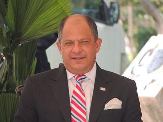 Costa Rican general election, 2014 - Image: Luis Guillermo Solís, Costa Rica 03