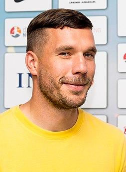 Lukas Podolski German footballer
