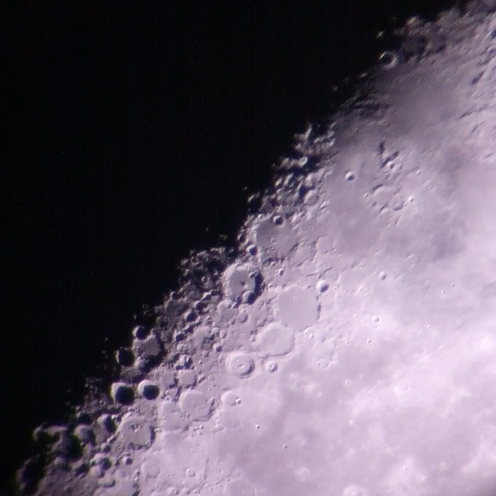 Lunar Craters 20151103
