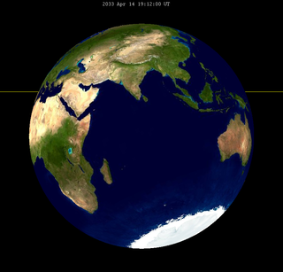 Lunar eclipse from moon-2033Apr14.png