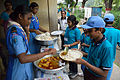 Lunch - Summer Camp - Nisana Foundation - Sibpur BE College Model High School - Howrah 2013-06-08 9281.JPG