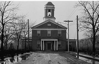 Wyoming, Pennsylvania - Image: Luzerne Presbyterial Institute