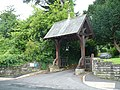 Lych Gate, St Mellons - geograph.org.uk - 1493879.jpg