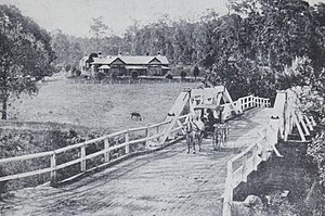 Bomaderry, New South Wales - Lynburn, Bomaderry 1903