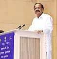 M. Venkaiah Naidu addressing at the launch of the Inclusiveness and Accessibility Index, at a function, in New Delhi.jpg