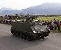 M113 - Schweizer Armee - Steel Parade 2006.jpg