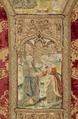 MCC-21689 Rode dalmatiek met annunciatie, visitatie en aanbidding der herders, Cyriacus, Petrus e.a. (4).tif