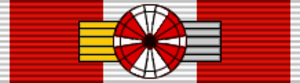 Robert T. Frederick - Image: MCO Order of Saint Charles Grand Officer BAR