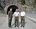 MGen Cripwell 21 Jul 15 Visits Cheyenne Mountain (19783679858 f20e0287b3 o).jpg