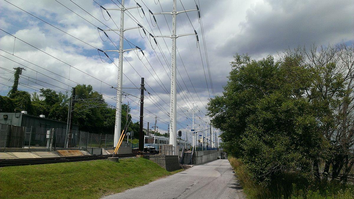 Westport Station Light Raillink Wikipedia