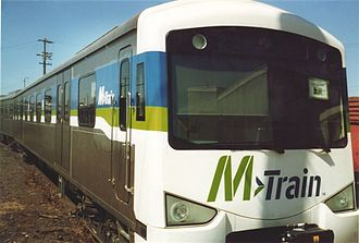 Siemens Nexas - Image: M Train Siemens